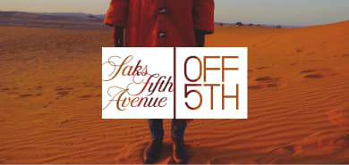 Saks Fifth Avenue OFF 5TH coupons and deals