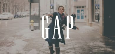 Gap coupons and deals