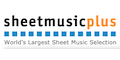 Sheet Music Plus coupons and deals