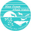 Blue Ocean Whale Watching On The Monterey Bay coupons