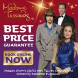 Madame Tussauds coupons