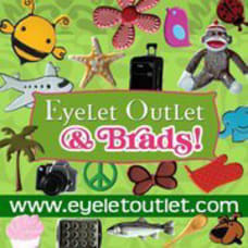 Eyelet Outlet & Brads coupons