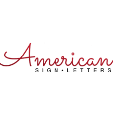 American Sign Letters coupons