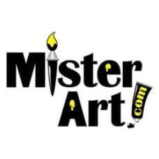 MisterArt.com coupons
