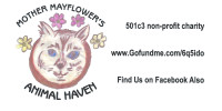 Mother Mayflowers Animal Haven