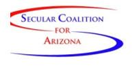 Secular Communities for Arizona
