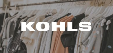 Kohl's coupons and deals