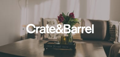 Crate & Barrel coupons and deals