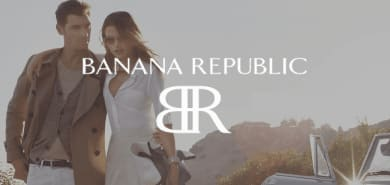 Banana Republic coupons and deals
